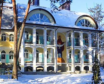 Свято-Елисеевский Лавришевский мужской монастырь
