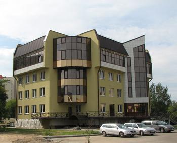 Бизнес-центр